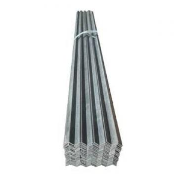 China Supplier Standard Size Steel Angle Bar