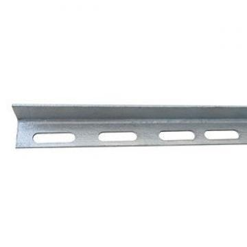 Black & Galvanized Steel Angle Bar, Ms Metal Equal /Unequal with High Quality