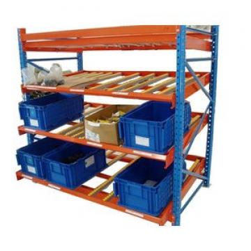 Warehouse Gravity Flow Pallet Racking (Roller Aisle)