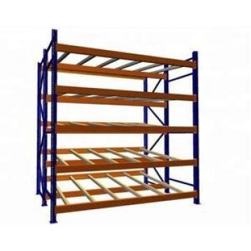 High Capacity Warehouse Pallet Storage Gravity Fifo Rack