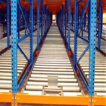Adjustable Warehouse Storage Heavy Duty Steel Roller Live Gravity Racking