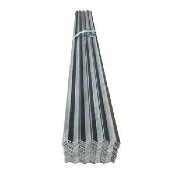 ASTM A572 Gr60 Gr50 A36 Galvanized Slotted Ms Steel Angle Perforated Iron Angle #1 image