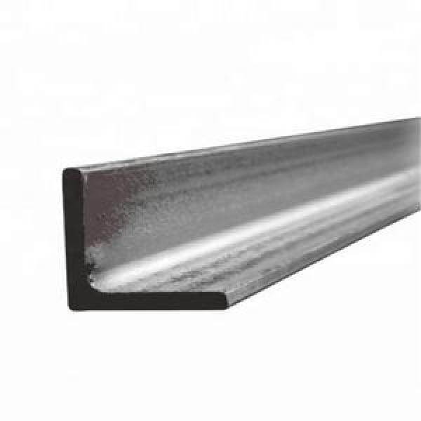 Hot Dipped Galvanized V Shaped Iron Steel Slotted Angle Bar #1 image