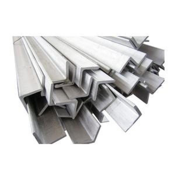 ASTM A572 Gr60 Gr50 A36 Galvanized Slotted Ms Steel Angle Bar Perforated Iron L Section #1 image