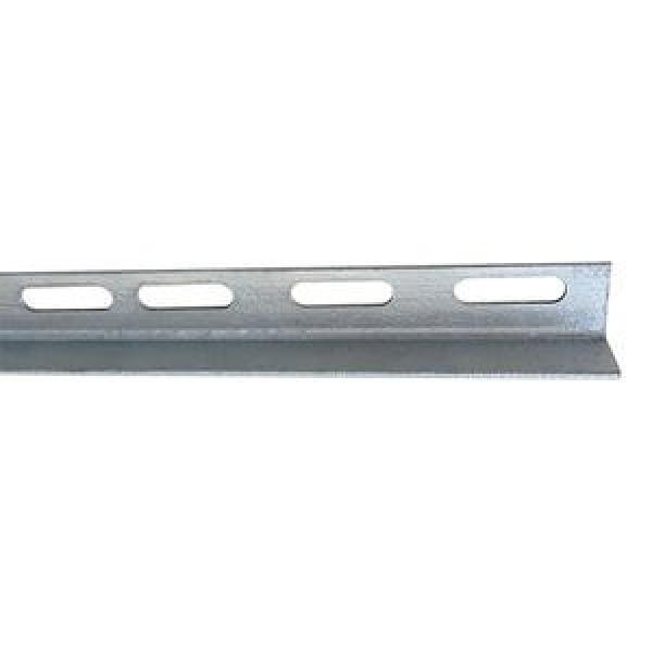 Galvanized Perforated BS En S355jr S355j0 Ms Angle Steel Slotted L Shaped Steel #1 image