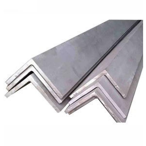 Metal Q235 Q345 A36 Ss400 Equal/Unequal Carbon Steel Angle Bar #1 image