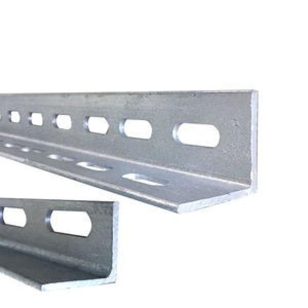 Hot sell stainless steel ss 304 slotted angle bar size #1 image