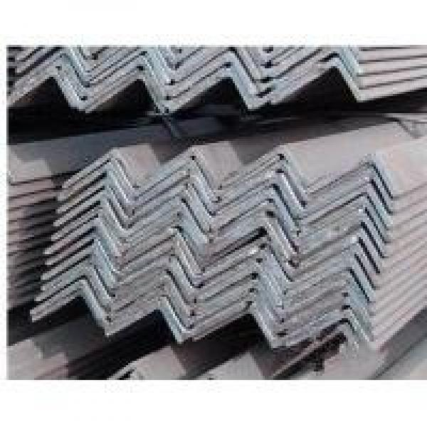 Hot Rolled V/L Shaped Iron Metal Galvanized Steel Angle Bar Good Price High Quality #1 image
