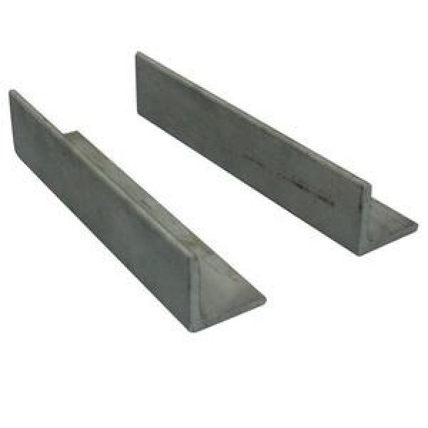 A36 Ss400 Carbon Steel Hot Rolled Metal Angle Bar for Building #1 image